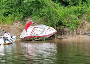 Ludlow man killed in Hadley crash identified: Was using boat without permission