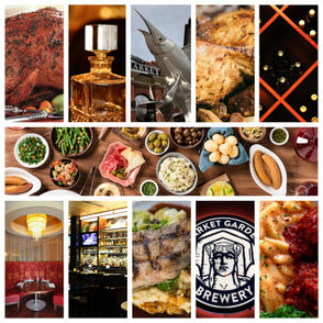 CLEVELAND, Ohio - For those who want to head out for dinner, we offer a listing of restaurants open on Thanksgiving Day, Thursday Nov. 22. (We also include an addendum on those we have confirmed are closed or booked). Holiday reservations fill up, so always call to check availability. We try to cover as many restaurants as possible across Northeast Ohio.