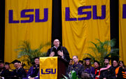 Steve Scalise gives LSU graduates a lesson in politics: Stay civil, look to cooperate