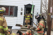 Catasauqua firefighters stop blaze then salute teen's birthday