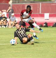 Springfield's DeAndrae Brown scores 2 goals, helps UMass men's soccer defeat Bryant (photos)