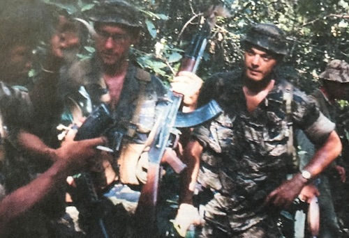 John Wayne, Elvis and 'The Deer Hunter:' Green Beret's Vietnam service was nothing like the movies