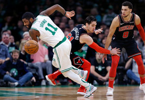 BOSTON -- The Boston Celtics rolled over the Chicago Bulls on Wednesday, pulling away in the second half for a much-needed 111-82 victory and improving to 8-6. Here are 10 things we learned.