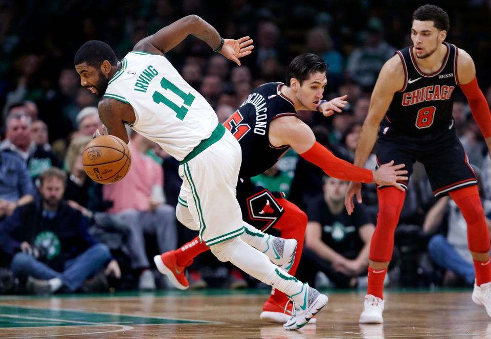 Boston Celtics roll over Chicago Bulls 111-82 Jaylen Brown breaks out,  plus 10 things we learned