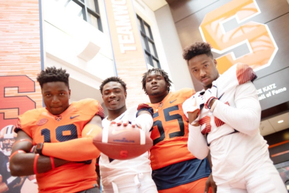 What S Next For Syracuse Football S 2019 Class After Early National