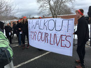 National Student Walkout: Amherst students, educators march for gun control (photos, video)