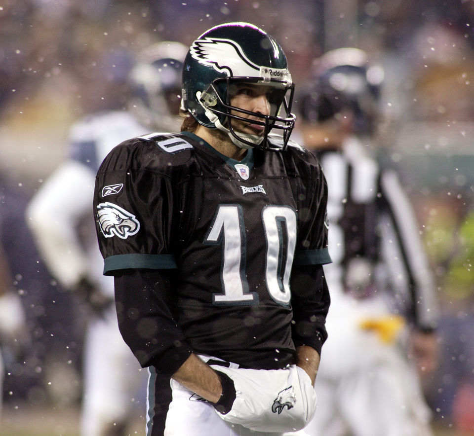 lowest price b939a 5dc88 Is Eagles' Nick Foles best quarterback in team history ...