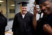 15 Michigan prison inmates earn degrees from Calvin College