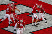 Rutgers thumped by Michigan, but 5 Scarlet Knights show they can play vs. Big Ten's best
