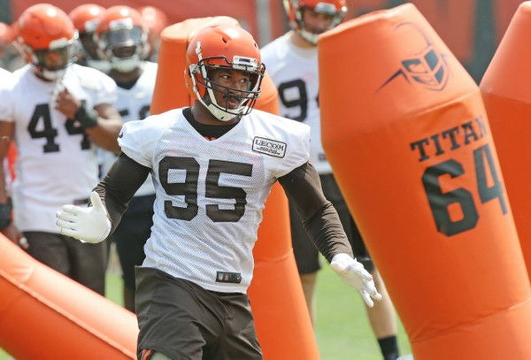 Where do Myles Garrett and the Cleveland Browns' defensive line rank in the AFC North? -- 2019 Position Rankings