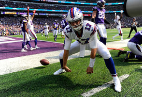 By Ryan Talbot | Contributing writer The Buffalo Bills entered their Week 3 game as a massive underdog. They left with a massive victory in a game that was never close. Buffalo dominated in all three phases of the game on the way to their first win of the season. Here's a look at how each unit graded out against the Minnesota Vikings.