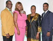 STUDS Club awards scholarships to five HBCUs, honors longtime president