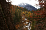 Ending the season at Hurricane Creek, a perfect day hike in the Wallowa Mountains