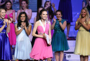 Indiana's Aaryan Morrison named Distinguished Young Woman of America for 2018