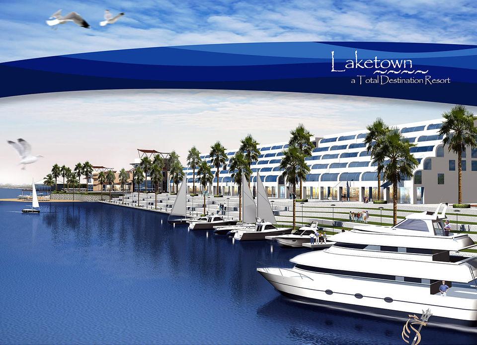 Atlantis Gaming Corp.'s proposal for Kenner's Laketown area