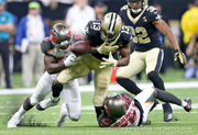 Saints vs. Browns: Time, TV channel, live streaming info