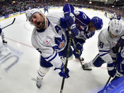Syracuse Crunch on cusp of elimination after Game 3 loss to Toronto