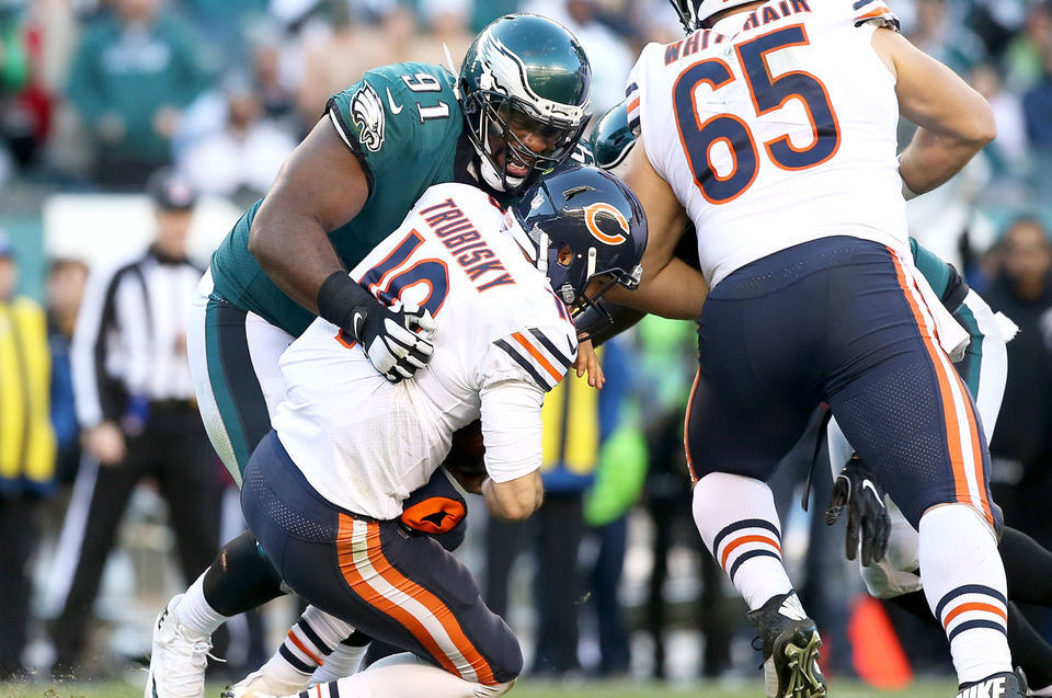 f1a37fdd NFL Playoffs 2019: Philadelphia Eagles vs. Chicago Bears | Who has ...