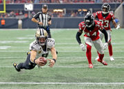 Our 20 favorite photos from the Saints' 43-37 OT win in Atlanta