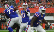 AJ McCarron injured in Buffalo Bills' preseason game