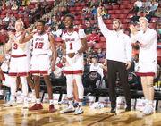 UMass basketball hammers New Hampshire, 104-75, behind five double-figure scorers