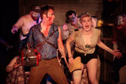 At 'Evil Dead the Musical,' there will be (fake) blood