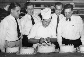 Perhaps no place is remembered so sweetly, and universally, as Hough, the bakery chain that provided the flavor for Cleveland special occasions from 1903 to 1992.