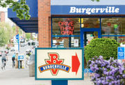 Burgerville is selling cheeseburgers for $1 today