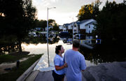 If displaced by storm, Florence victims wonder where to call home: See latest photos