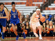 How Syracuse women's basketball built a powerful international recruiting pipeline