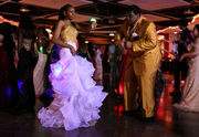 Muskegon High students show off for 'Hollywood Night' prom 2018