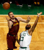 Cavaliers-Celtics 2018: LeBron James and his weaponized memory - Bill Livingston (photos)