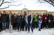 National School Walkout: 'We do not feel safe' North Muskegon students say
