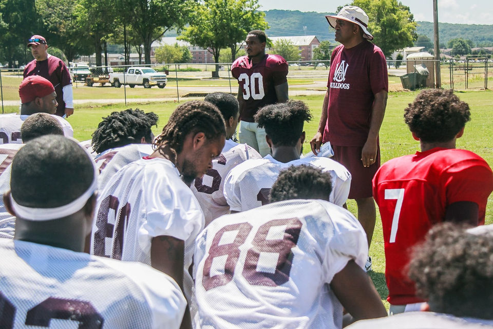Lights, camera, touchdown: New Alabama A&M coach rubbed shoulders