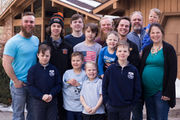 It's a boy! Michigan couple with 13 sons add another to the clan