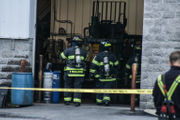 Allentown hazmat call linked to chemical reaction (PHOTOS)