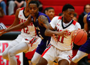 Easton boys basketball bounced in District 11 first round