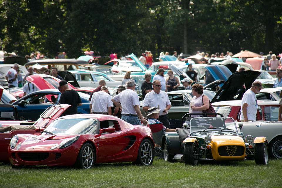 54 Awesome Cars Spotted At The Molto Bella Auto Show This Sunday At