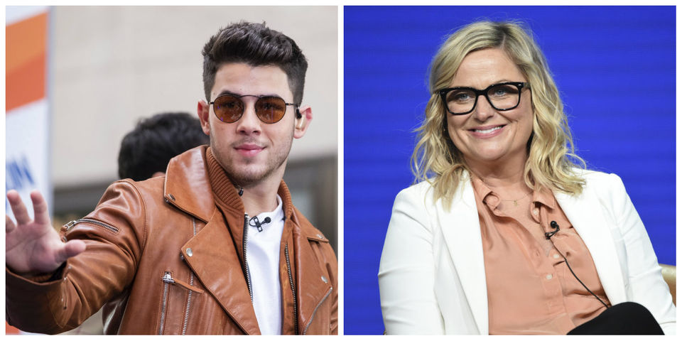 Today's famous birthdays list for September 16, 2019 includes celebrities Nick Jonas, Amy Poehler