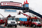 $1 million 'Willkommen' to Frankenmuth archway almost complete