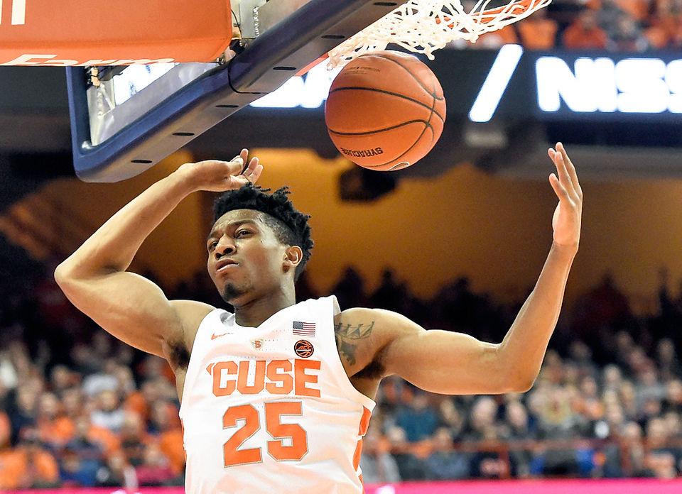 Photos Syracuse Basketball Vs Louisville 2019 Syracuse Com