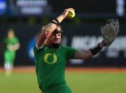 Ducks softball beats Kentucky to stave off elimination: Live updates recap