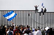 Central American caravan of asylum-seekers to wait for space at San Diego border crossing