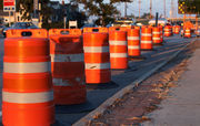 Orange barrels: Where you'll be slowed by ODOT's big road projects in Cleveland-Akron area