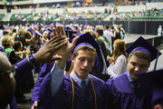 See the 75 Michigan high schools sending the most 2017 grads to college