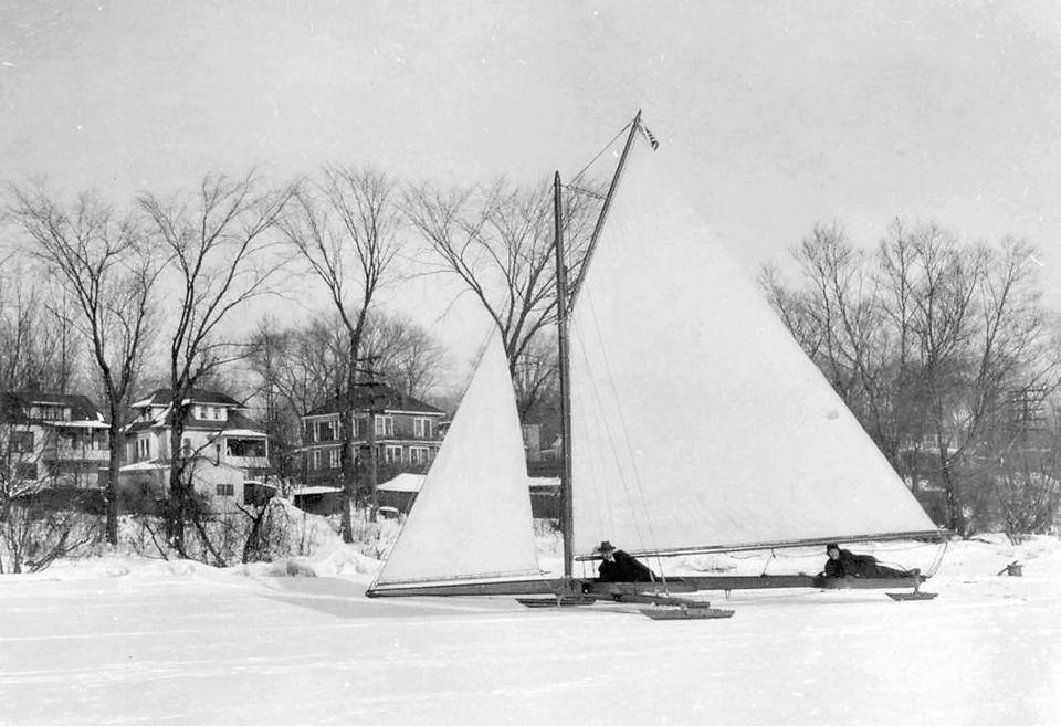 Looking back: Historic ice yachts on Onondaga Lake (photos)