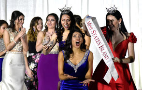 STATEN ISLAND, N.Y. -- When the curtain rises at the 53rd annual Miss Staten Island Scholarship Pageant on Sunday, 13 young women will vie for the much-coveted crown -- but only two will walk away with local titles. The Miss America preliminary is set for 3 p.m. in the Grand Ballroom of Congregation B'nai Jeshurun located at Martling Avenue in West Brighton, where more than $10,000 in scholarships and awards will be presented to this year's contestants. Winning crowns will be presented to Miss Staten Island and Miss Richmond County 2019. Both titleholders will compete next summer in the Miss New York State Pageant and the winner on the national level at the legendary Miss America Pageant in Atlantic City. This year, Nia Franklin of Brooklyn competed as Miss New York and went on to nab the title of Miss America 2019 at September's pageant. A homecoming reception was held last weekend for Franklin at Lincoln Center, where she crowned her successor Rahmeka Cox, the first runner up. The new Miss New York will attend Sunday's Miss Staten Island Pageant. The Miss Staten Island Pageant production will be directed by Kristina Ferraro, Miss Staten Island 1994 and the owner of Rhythm Central Dance Studio, Grasmere.