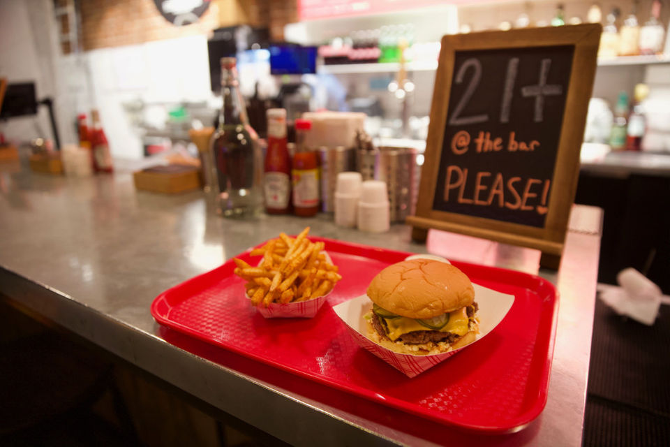 John Gorham Knows Burgers With Bistro Creations At Toro Bravo And Tasty N Alder That Have Been Topping Best Burger Lists For More Than A Decade