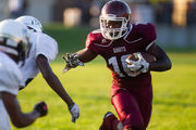 Which Kalamazoo-area prep football player had the best Week 4?