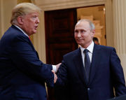 What the cable shows and late-night hosts are saying about Trump's press conference with Putin